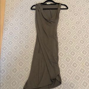 Aritzia/Wilfred midi dress. Size small